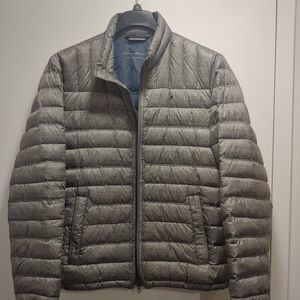 Tommy Hilfiger Down Packable Bomber Jacket